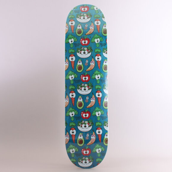 Thank You - Thank you Torey Pudwill Health Nut Skateboard