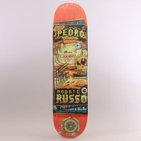 Antihero - Anti Hero Russo Maps Skateboard