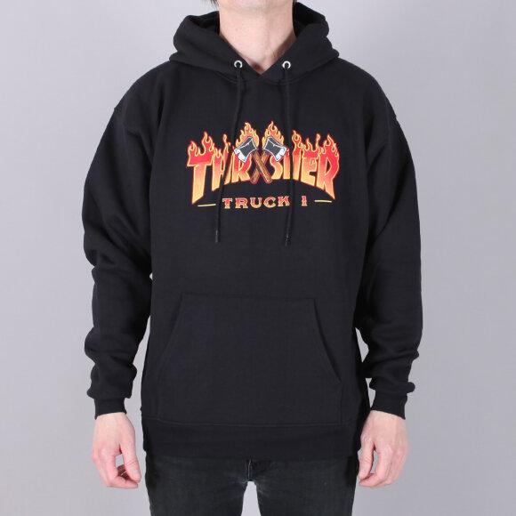 Thrasher - Thrasher Truck 1 Hood Sweatshirt