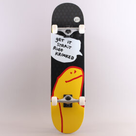 Krooked - Krooked Complete O Geez Shmoo Skateboard