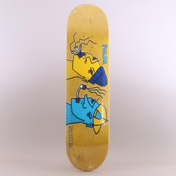 Polar - Polar Smoking Heads Skateboard