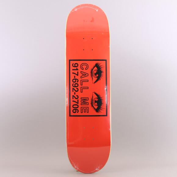 Call Me 917 - Call Me 917 Eyes Skateboard