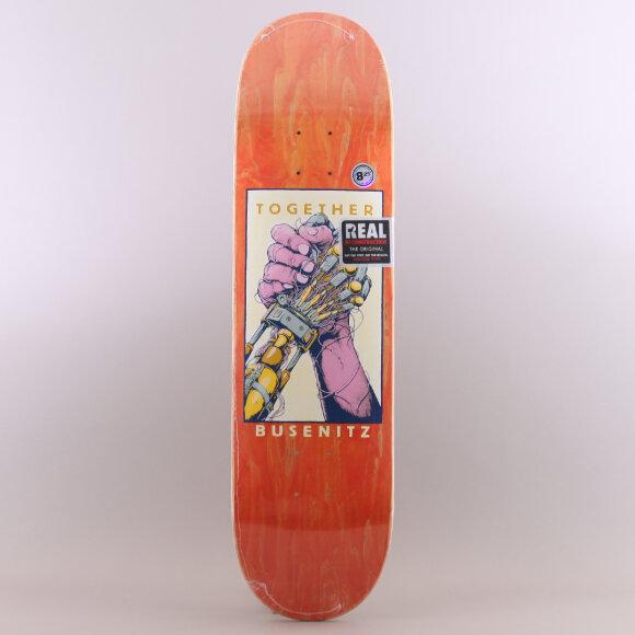 Real - Real Busenitz Together Skateboard