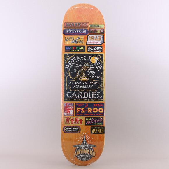 Antihero - Anti Hero Cardiel Broadcasting Skateboard