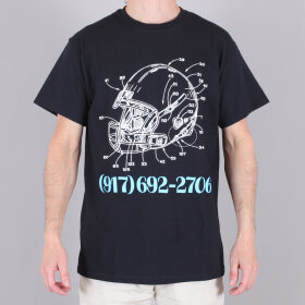 Call Me 917 - Call Me 917 Football Tee Shirt