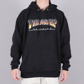 Thrasher - Thrasher BBQ Redux Hood Sweatshirt