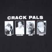 Crack Planet - Crack Planet Crack Pals Tee Shirt
