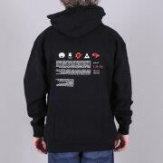 Crack Planet - Crack Planet Astral Planes Hood Sweatshirt
