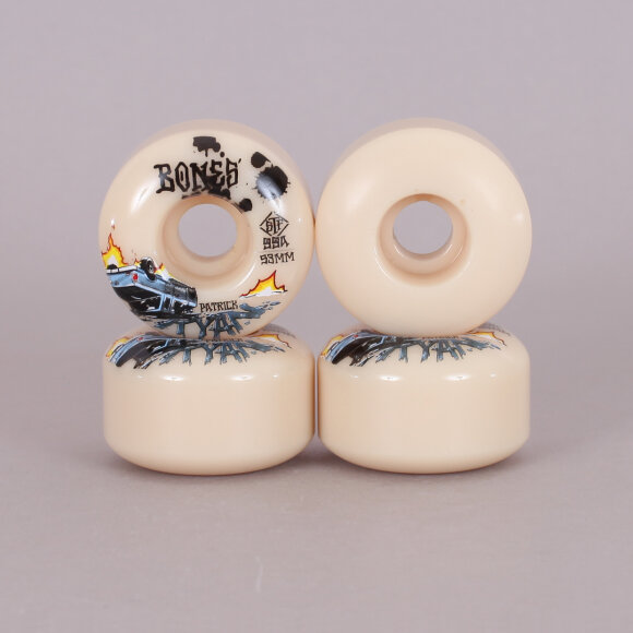 Bones - Bones Ryan Crash & Burned V4 Skateboard Wheel