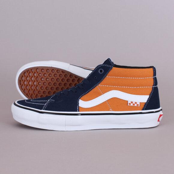 Vans - Vans Grosso Skate Mid Sko