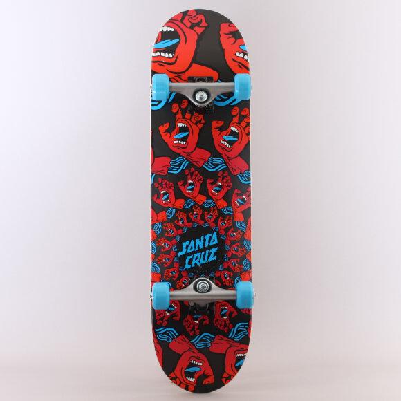 Santa Cruz - Santa Cruz Mandala Hand Samlet Skateboard