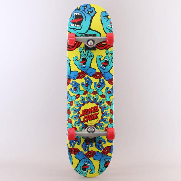 Santa Cruz - Santa Cruz Mandala Hand Komplet Skateboard