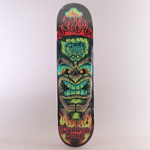 Thank You - Thank You Daewon Song Tiki Skateboard