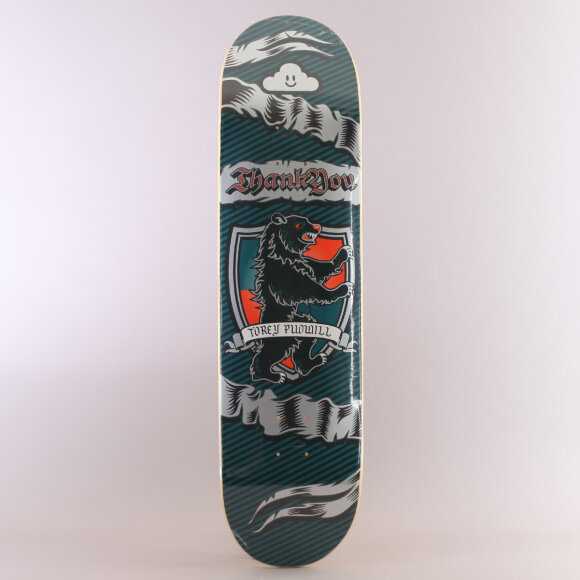 Thank You - Thank You Medieval Torey Pudwill Skateboard