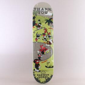 Thank You - Thank You Skate Oasis Daewon Song Skateboard
