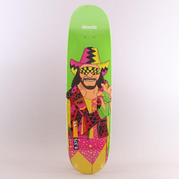 Enjoi - Enjoi Deedz Body Slam Skateboard