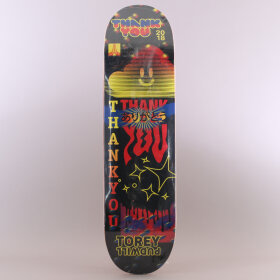 Thank You - Thank Torey Pudwill Skateboard