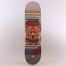 Thank You - Thank You Geo Bear Skateboard