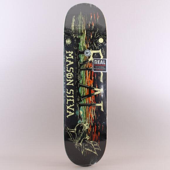Real - Real Mason Silva Skateboard