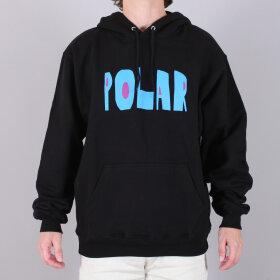 Polar - Polar Cut Logo Hood Sweatshirt
