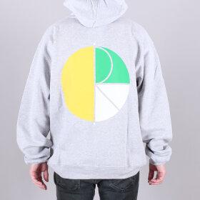 Polar - Polar 3 Tone Fill Logo Hood Sweatshirt