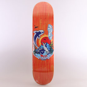 Polar - Polar Shin Sanbongi Mt. Fuji Skateboard