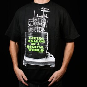 Acrylick - Analog Living T-Shirt
